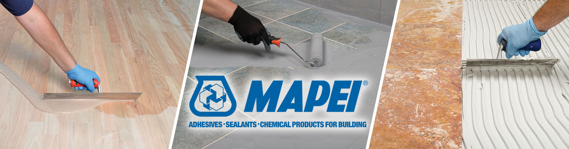 Mapei® | Adhesives, Sealants, Chemical Products For Building